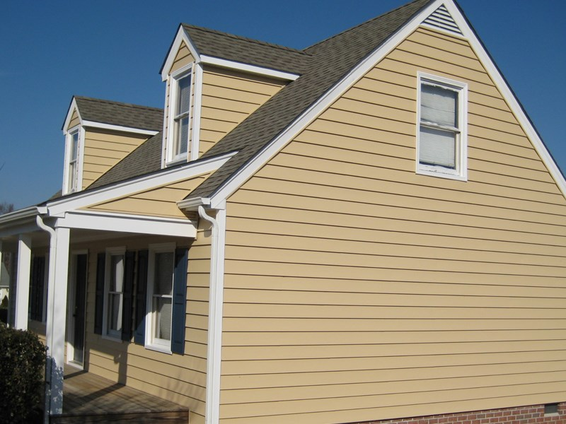 richmond siding contractors vinyl siding install