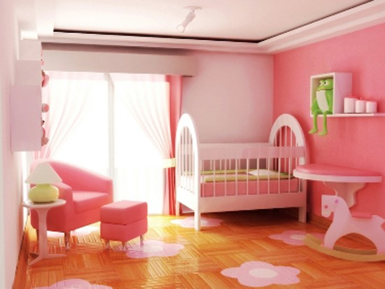 nursery room richmond