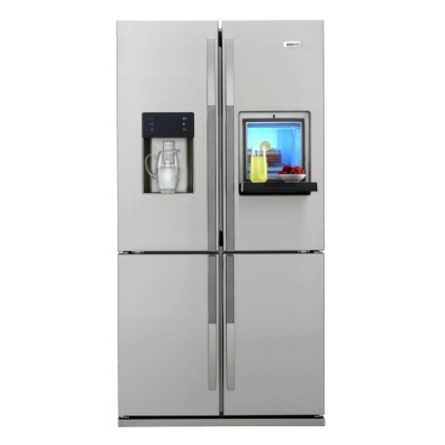 ... But A Refrigerator That Offers You High Definition Viewing Built Right  Into Its Front Is. One Of The Hottest Trends In Kitchen Appliances Today ...