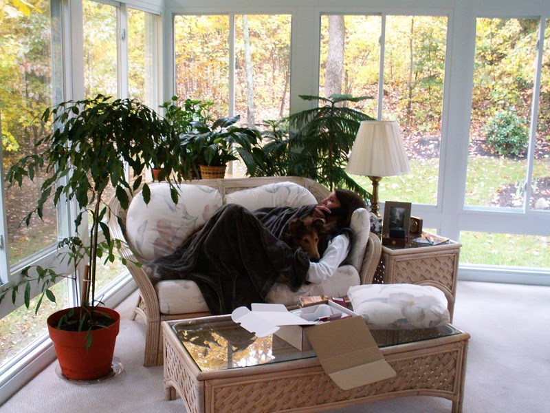 richmond four-season sunroom additions