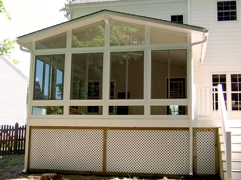 Richmond patio enclosures