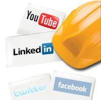 Contractor In Social Media