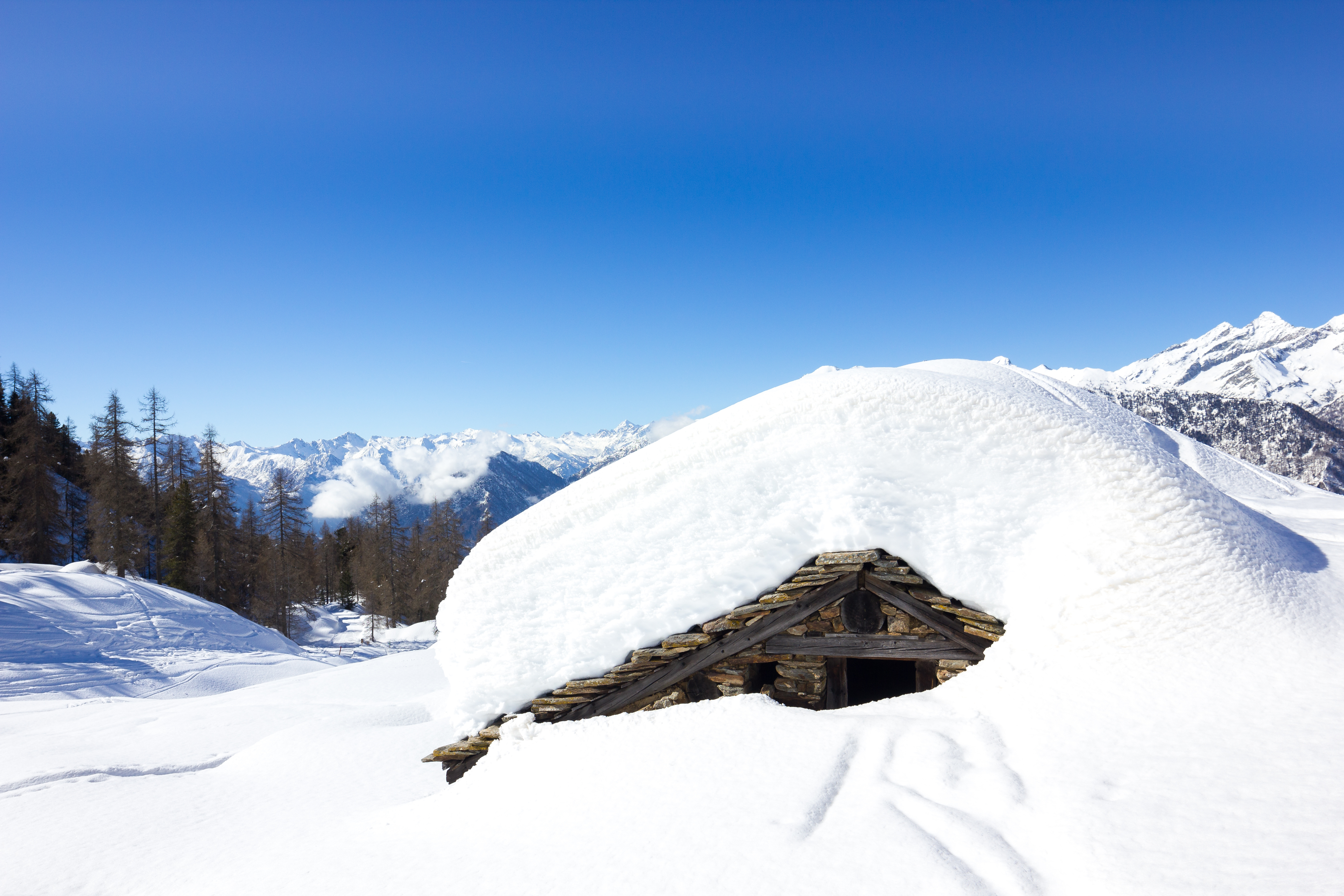 Winter Roof Damage Problems