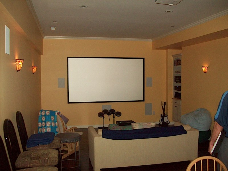 ct basement remodeling, remodeling ideas,Example of Entertainment Space by Fiderio