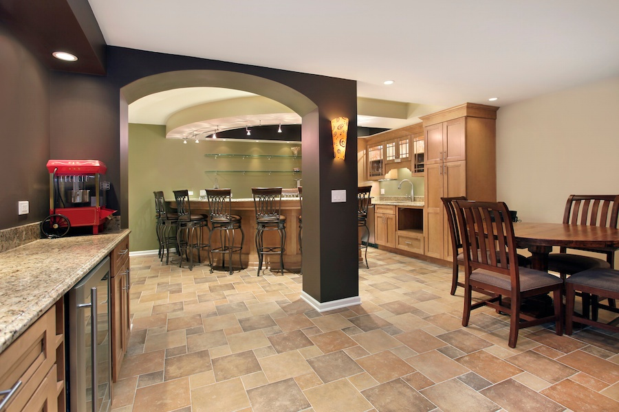 Benefits of a Finished Basement