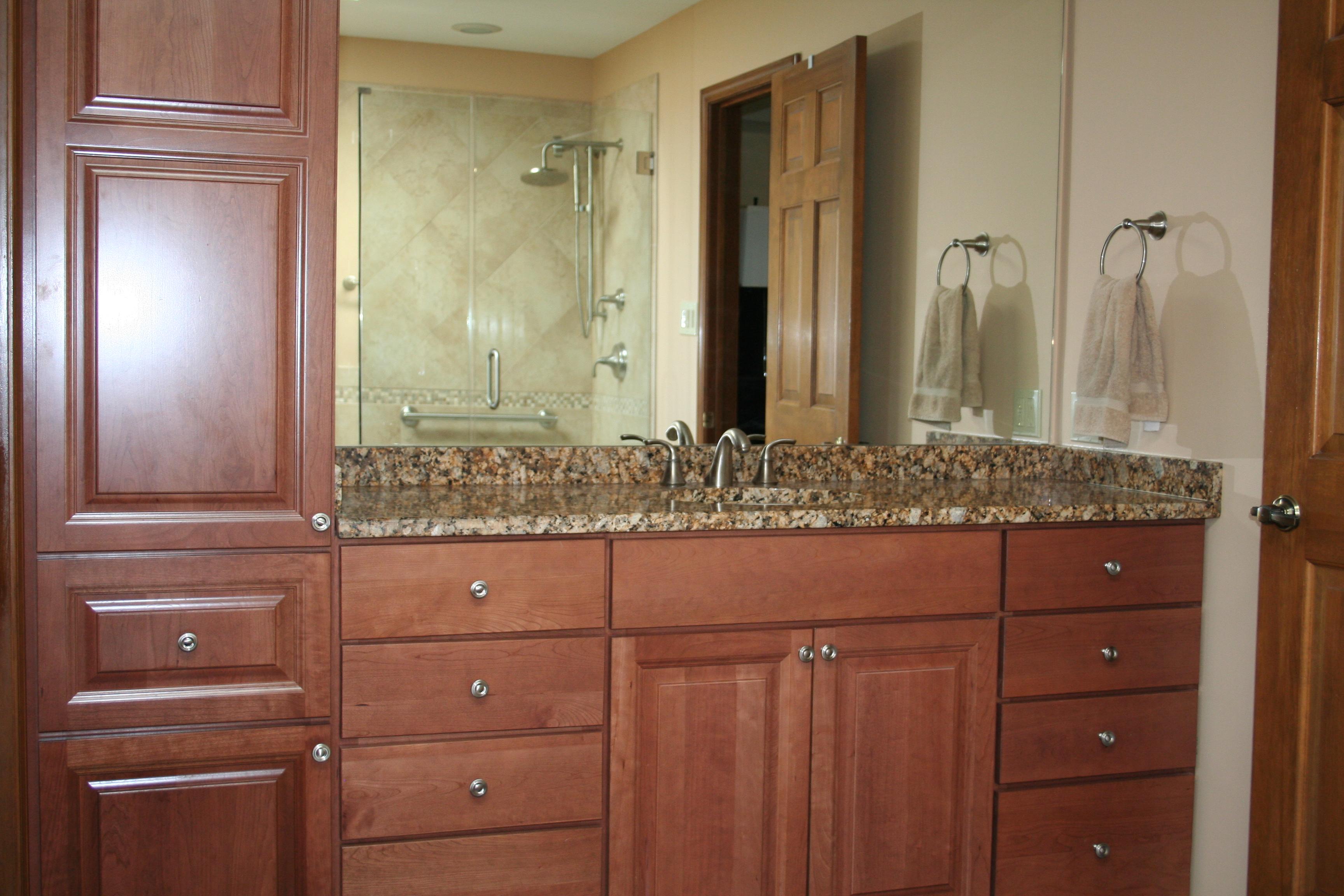 bathroom vanities chicago bathroom vanity replacement homewerks