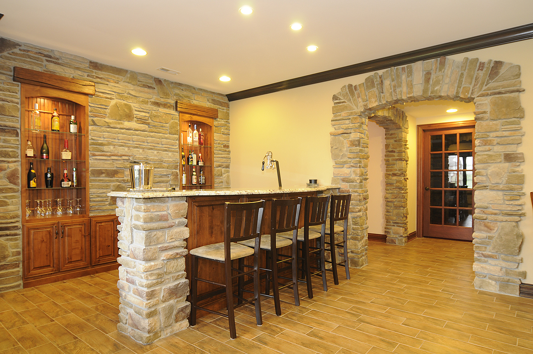 Chicago basement remodeling basement remodel chicago for House finishing