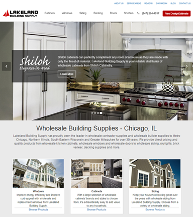 lakeland building supply website