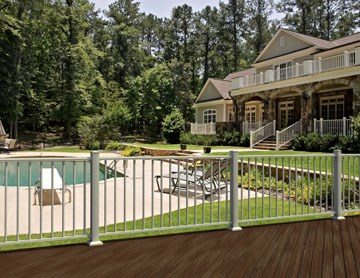 decking railing system