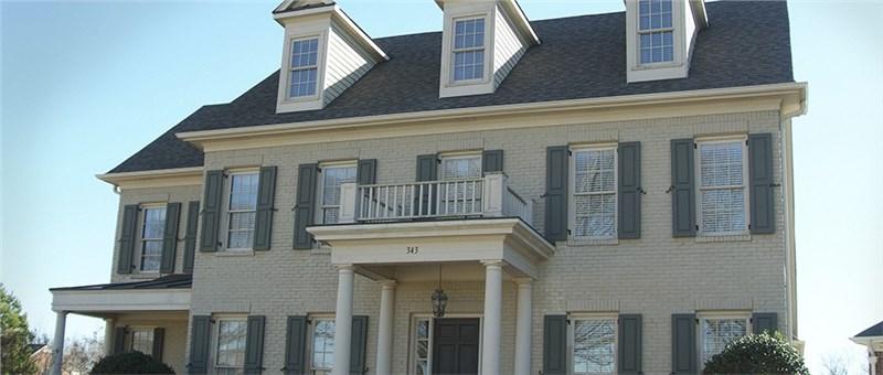 Permex exterior shutters