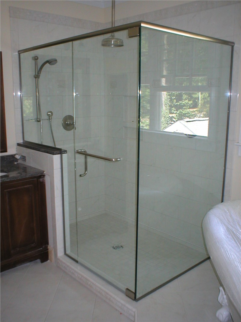 Morrisville replacement showers