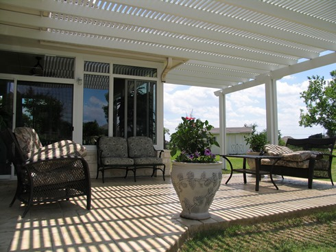 A Separate Paradise: Pergolas - Patios, Pergolas Or Sunrooms: Which Is Best For My Home? - Statewide
