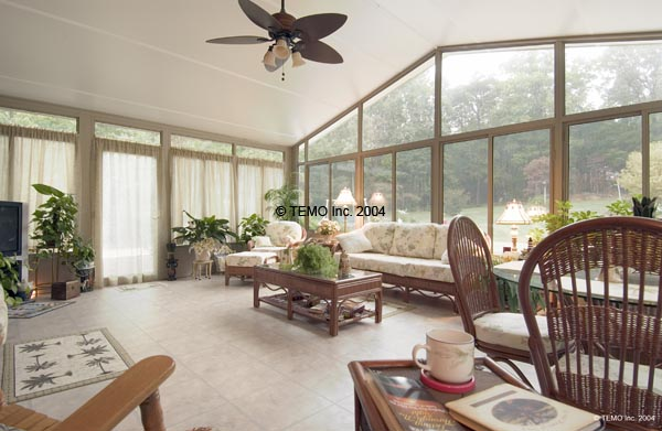 Statewide Sun Room Remodel