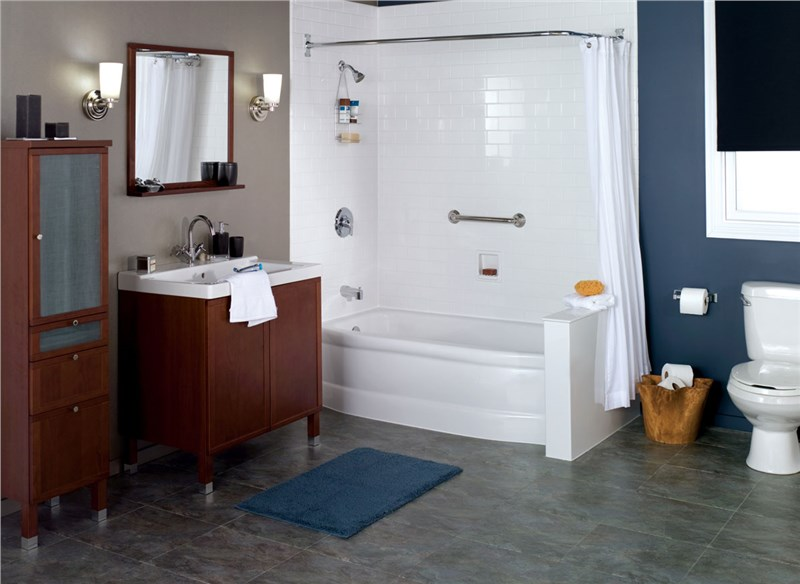 Bathroom Designs Tub Shower Combination tiger bath - blog - tiger bath solutions