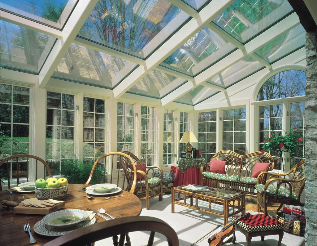 Green Bay Straight Eave Glass Sunrooms Green Bay