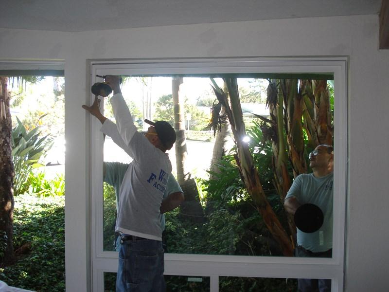 Window Installation Service - Window and Door Factory