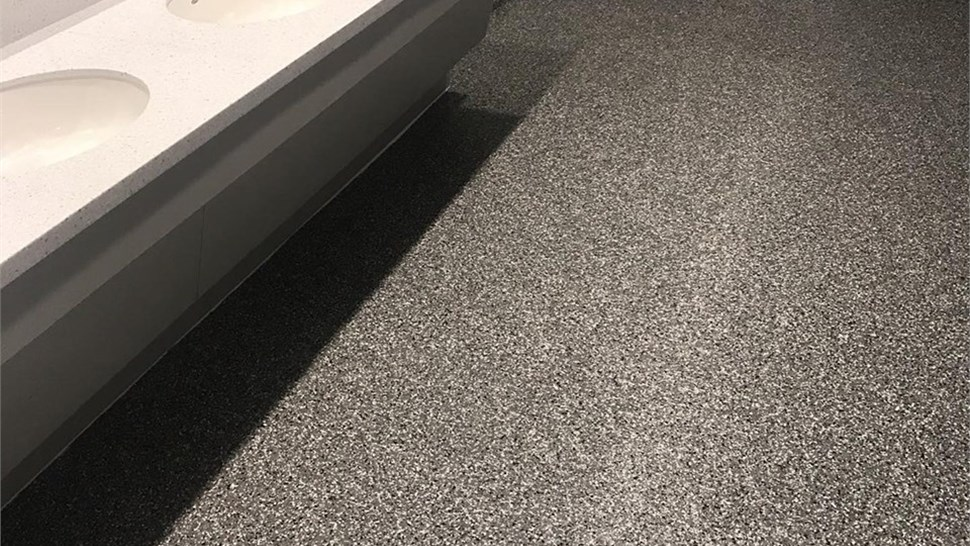 Residential - Concrete Coating Photo 1
