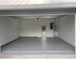 Residential - Garage Floor Coating Photo 3