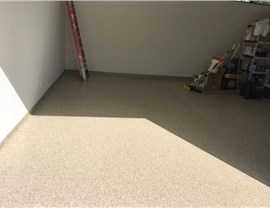 Residential - Garage Floor Coating Photo 2