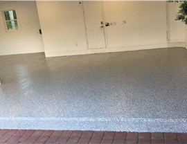 Residential - Garage Floor Coating Photo 4