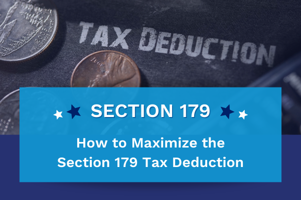 Learn How Your Truck Equipment Can Qualify You For A Tax Deduction
