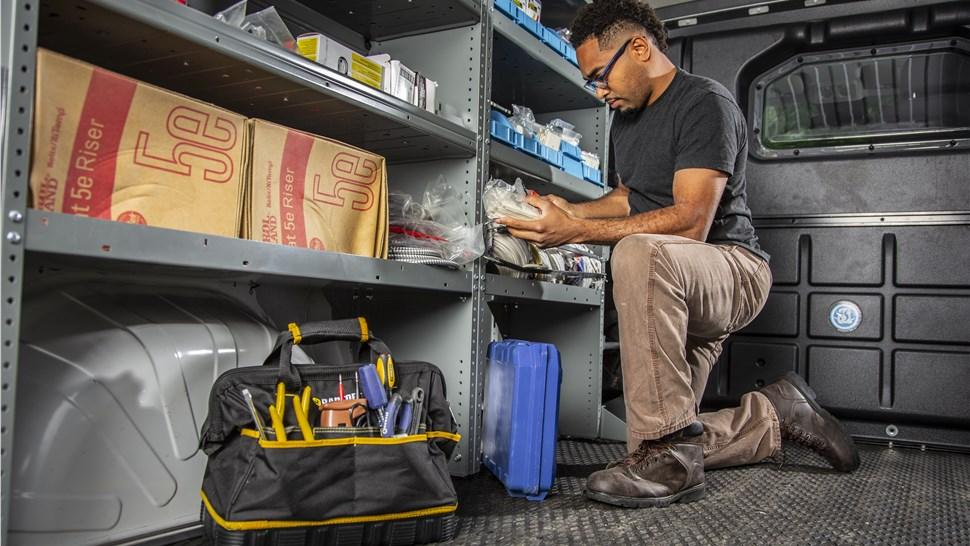 Cargo Management - Shelving Photo 1