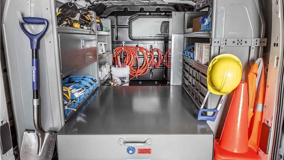 Work Vans - Gas and Utilities Photo 1