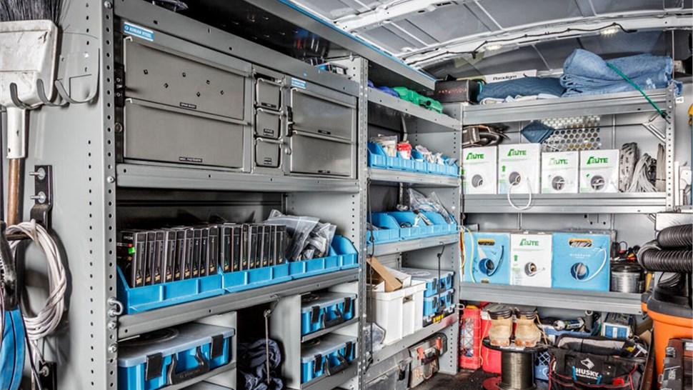 Work Vans - Telecom Installers Photo 1