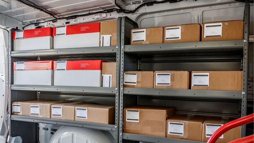 Work Vans - Delivery Photo 1