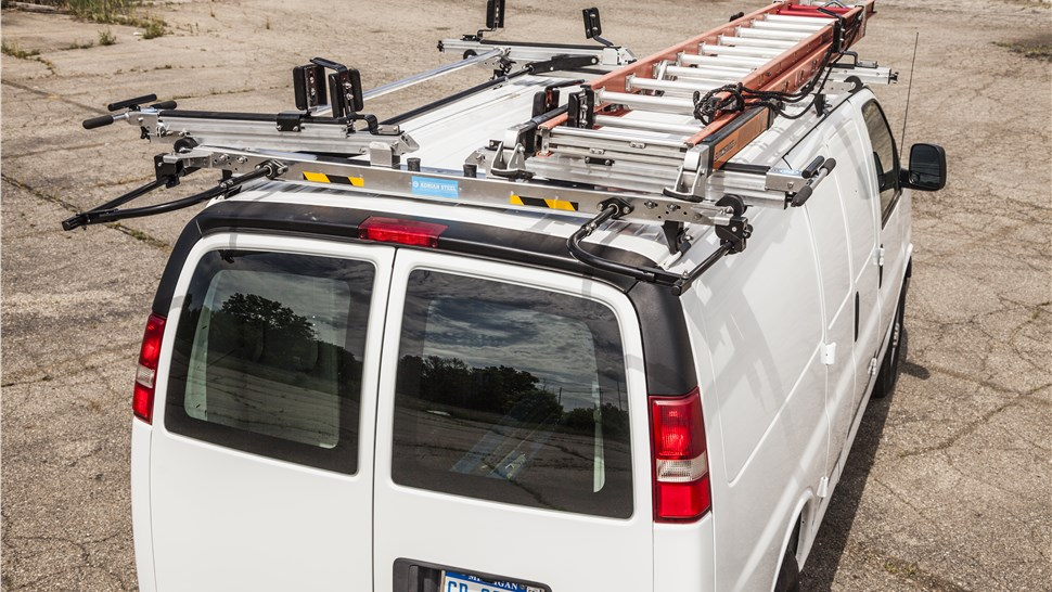 Cargo Management - Ladder Racks Photo 1