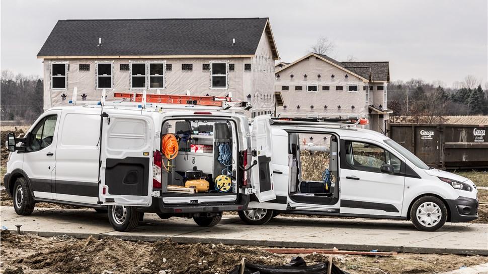 Work Vans Photo 1