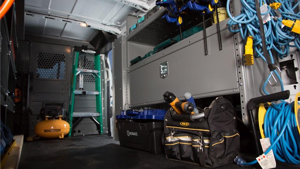 Work Vans - General Contractors Photo 1
