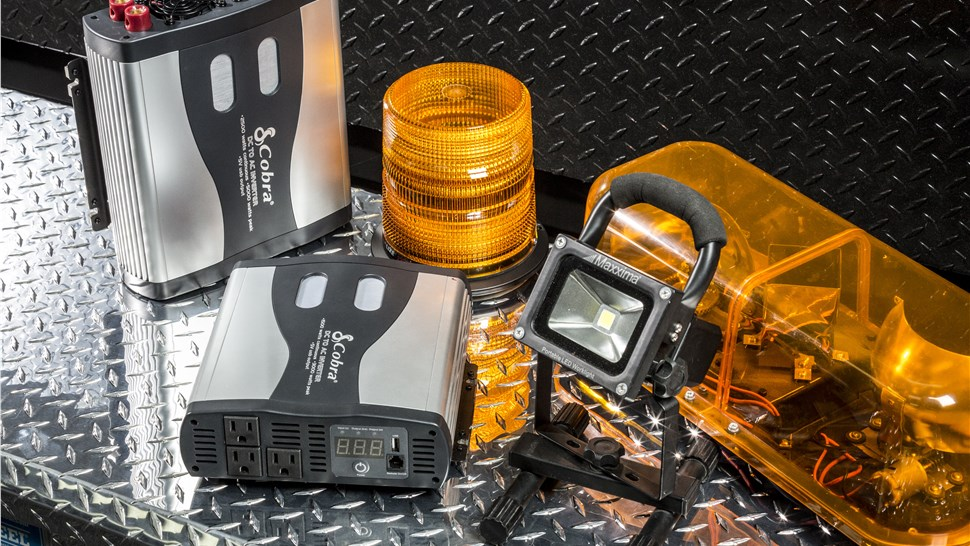 Cargo Management - Electronic Accessories Photo 1