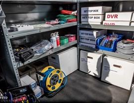 Work Vans - Telecom Installers Photo 4
