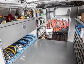 Work Vans - Gas and Utilities Photo 3