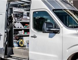 Work Vans - Telecom Installers Photo 2