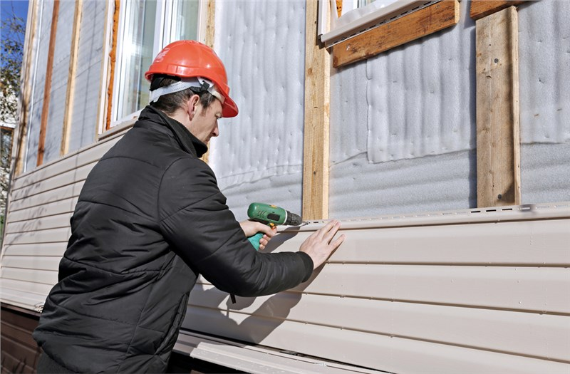 Top Five Signs It's Time To Replace Your Siding