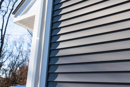 Insulated Siding is Made for All Seasons
