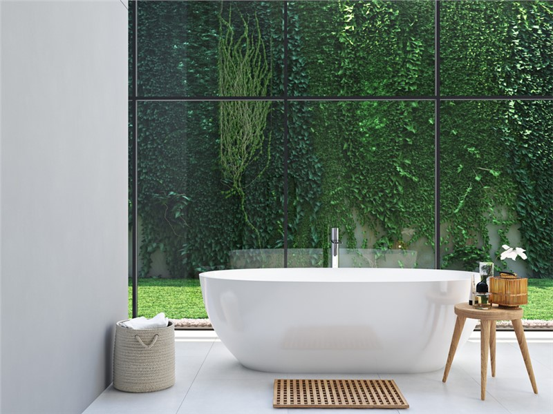 How to Create an Eco-Friendly Bathroom