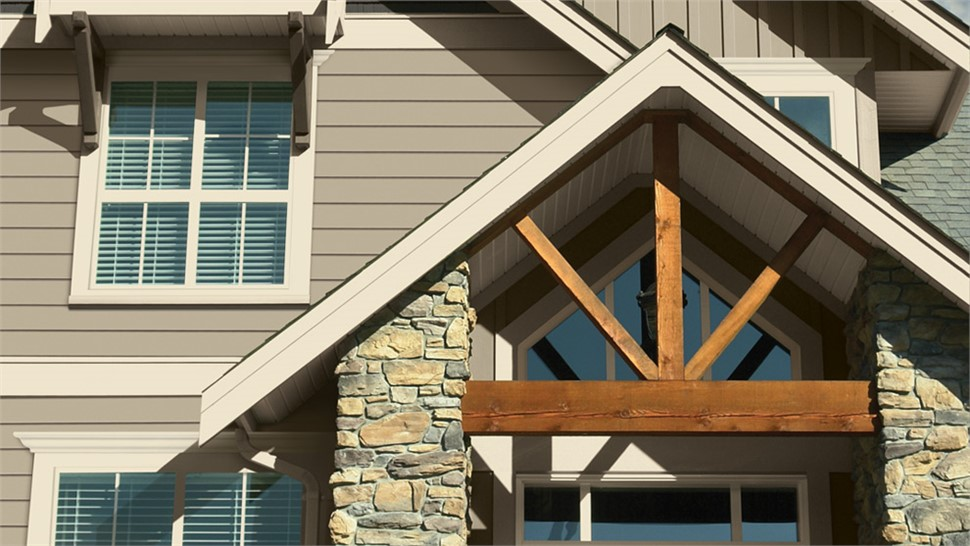 Cedar Ridge Siding Photo 1