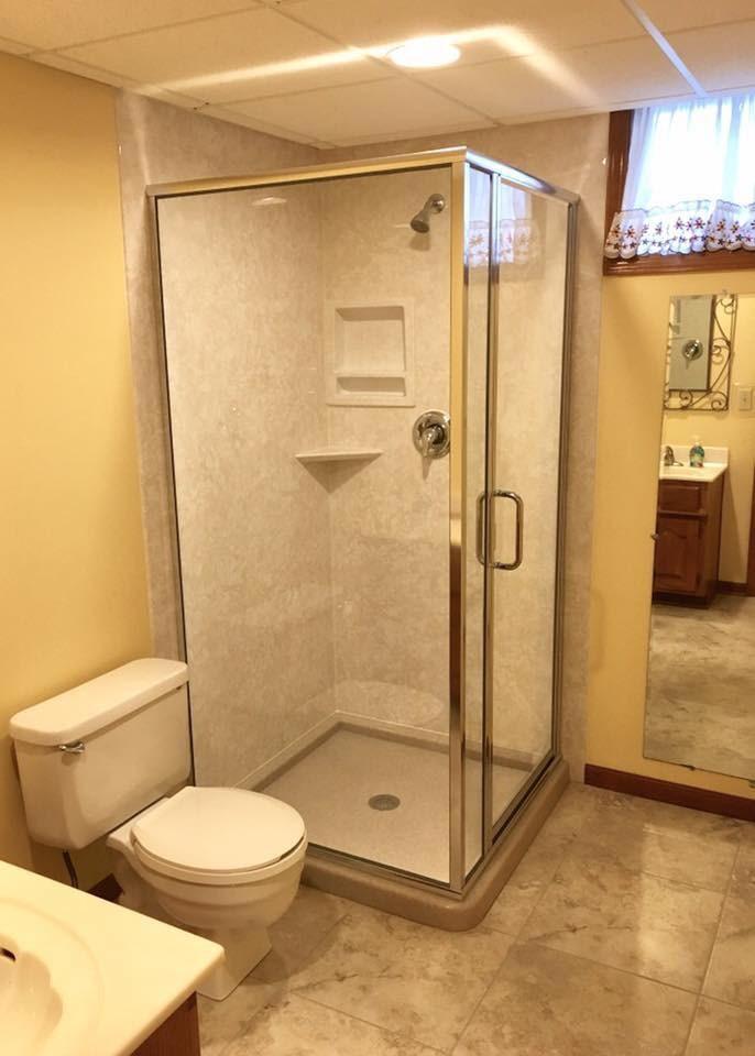 Bathroom Contractor KC Kansas City Bath Remodel Alenco - Bathroom remodel lawrence ks