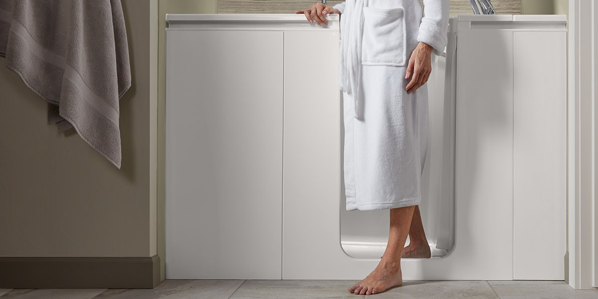 Kohler Walk-in Tubs | Kohler Walk-in Bathtub in Kansas City | Alenco