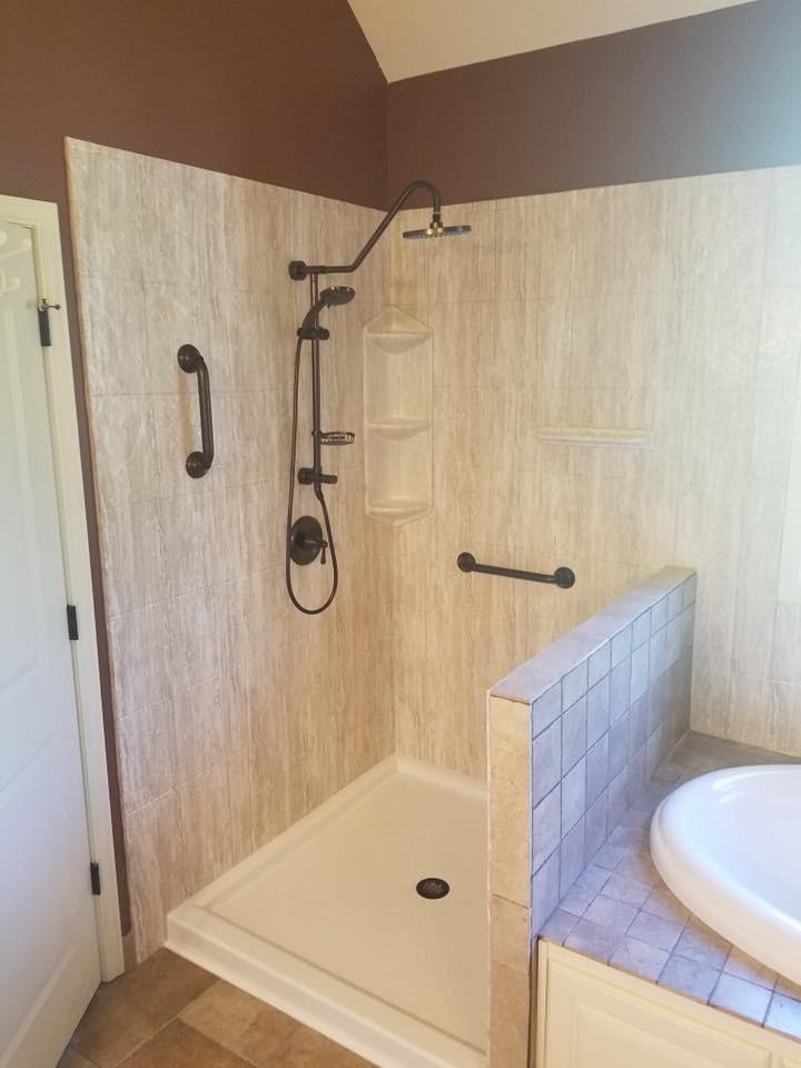 Replacement Showers Kansas City Kansas City Showers Alenco