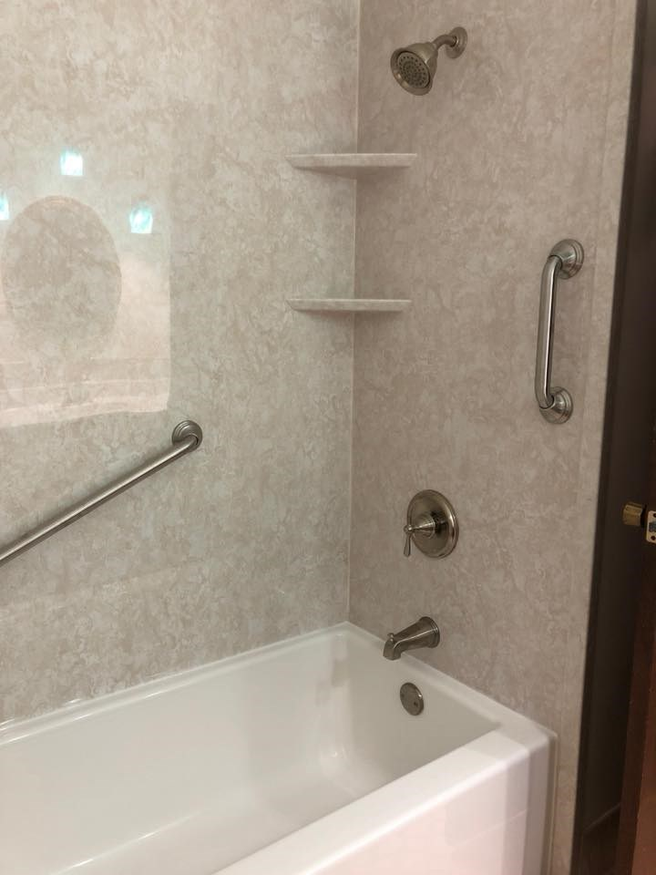 Kansas City Bathroom Remodeling Kansas City Bath Alenco - Alenco bathroom remodel