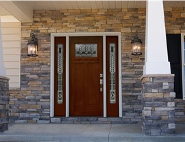 Kansas City Wood Entry Doors