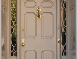 Kansas City Steel Entry Doors