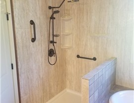 Replacement Showers Kansas City Kansas City Showers Alenco - Alenco bathroom remodel
