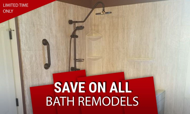 Spring Savings Sale For All Bathroom Projects