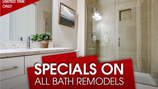 President's Day Savings Event - Bath Products
