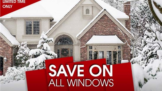 President's Day Savings Event For Window Products!